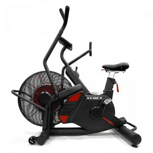 Xebex-Belt-Drive-Air-Bike-with-8-levels-of-Magnetic-Resistance